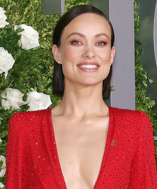 Olivia Wilde's Tony Awards Look = Red Hot Hot Hot