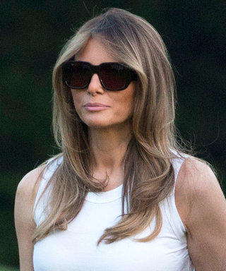 Melania and Barron Trump Have Officially Moved to the White House