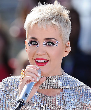 Katy Perry Wore Googly Eyes on Her Actual Eyes