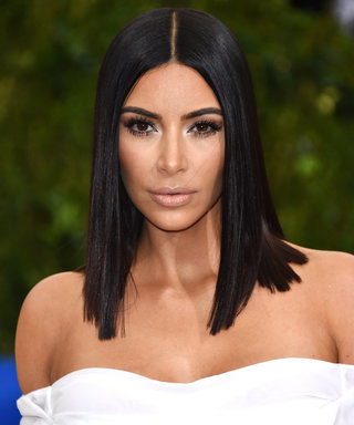 Watch Kim Kardashian West Challenge Her Makeup Artist to a Contour-Off