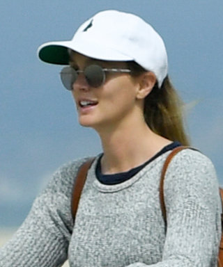 Leighton Meester Looks Nothing Like Blair Waldorf While Bike-Riding in L.A.