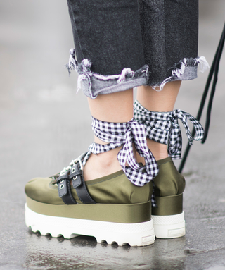 Stand Tall in These 16 Flatform Shoes