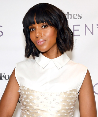 Kerry Washington Opens Up About Her Work with Domestic Abuse Survivors