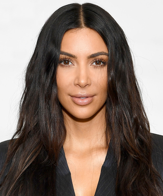 Kim Kardashian Teases the First Products from Her Makeup Line