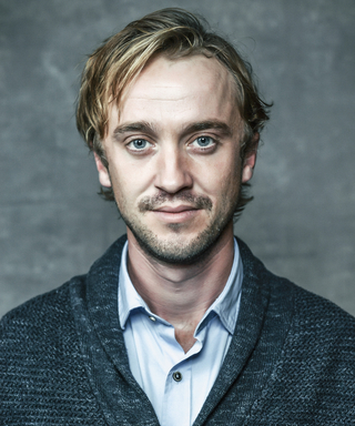 Tom Felton Performed in the Streets of Prague and Nobody Recognized Him