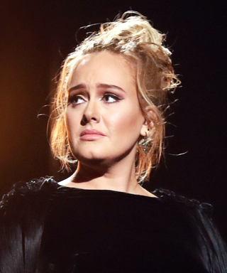 Adele Pays an Emotional Visit to the Site of London's Tragic Fire