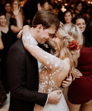 These Modern First Dance Wedding Songs Will Melt Your Heart