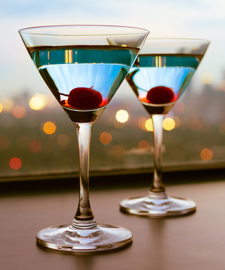 5 Martini Glasses With A Twist To Enjoy The Classic Drink
