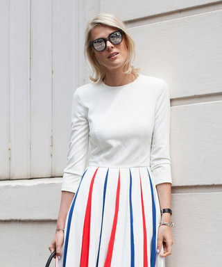 Chic Patriotic Striped Pieces to Rock This 4th of July