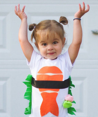 These Sushi Costumes For Babies And Dogs Are Too Stinkin' Cute