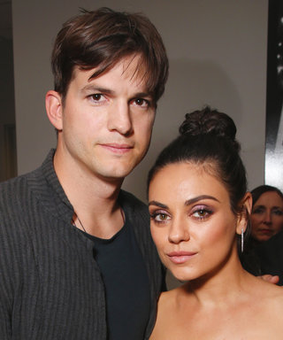 Ashton Kutcher Reminisces on His First On-Screen Kiss with Mila Kunis