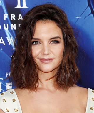 Daily Beauty Buzz: Katie Holmes' Undone Waves