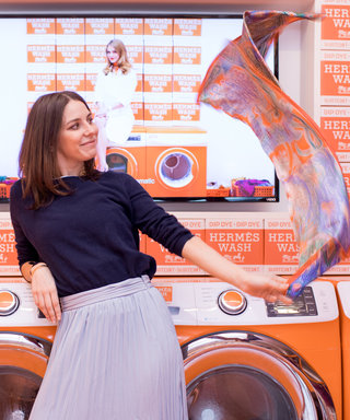 We Tried Hermès' Laundromat and Here's What Happened