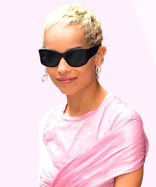 Zoë Kravitz Wore the Chicest Straight Jacket Ever and We Want It Now