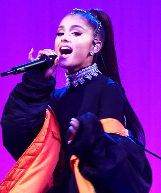 """Ariana Grande Credits Her European Tour for """"Wiping Her Tears Away"""""""