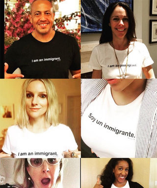 The Pro-Immigration T-Shirt Everyone Is Wearing Right Now