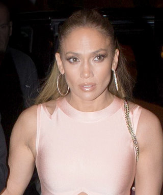 Jennifer Lopez Takes Date-Night Dressing to Another Level with a $99 Look