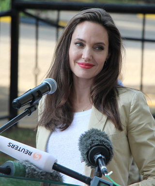 Angelina Jolie Condemns Sexual Violence While Visiting Young Survivors in Kenya