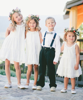 Adorable Gifts That'll Spoil Your Flower Girl and Ring Bearer