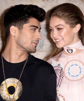 Gigi Hadid and Zayn Malik Prove Their Romance Is Still Steamy After Two Years