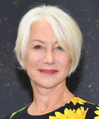 "Helen Mirren Says Things Have Changed ""Hugely"" for Women in Hollywood Since Her Prime Suspect Days"