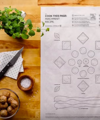 IKEA's Bakeable Parchment Paper Recipe Posters Are Brilliant
