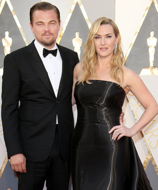 Kate Winslet Dishes on Whether She and Leonardo DiCaprio Will Ever Have a Titanic Reunion
