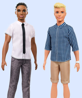 Mattel Introduces a New Line of Diverse Ken Dolls—Man Bun Included