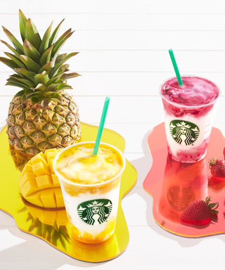 Starbucks's Fruity New Frappuccinos Are Prettier than Any Unicorn Drink