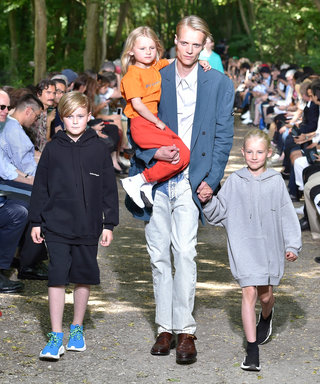 Balenciaga Sent Actual Dads and Kids Down the Runway for Paris Fashion Week
