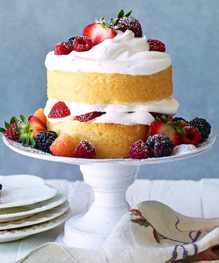 A Big, Sparkly Secret That'll Change the Way You Bake Cakes