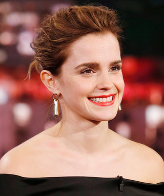 Emma Watson Is Hiding Copies of The Handmaid's Tale All Over Paris