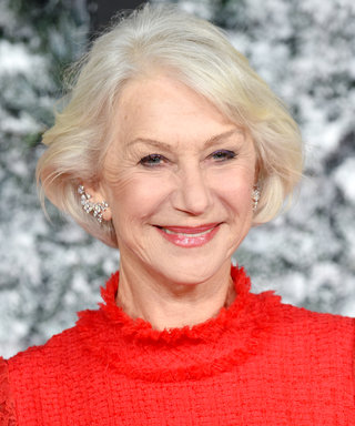 "Helen Mirren Thinks It Was ""About Bloody Time"" She Got a Beauty Contract"