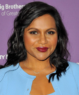 8 Times Birthday Girl Mindy Kaling Dazzled in Summer-Ready Prints