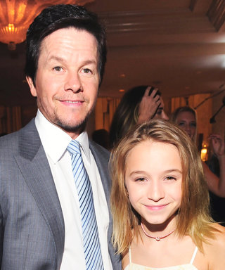 Mark Wahlberg's 13-Year-Old Daughter Is Dating—and He's Really Not Into it