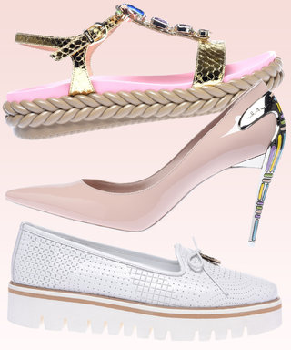 These Pretty Shoes Will Get You All of the Compliments (And They're on Sale!)