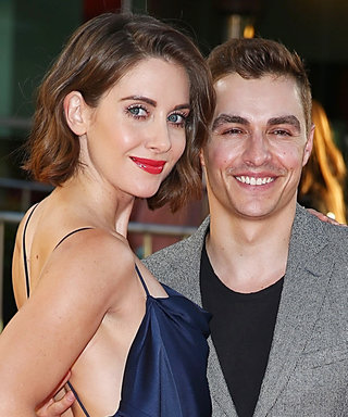 Alison Brie and Dave Franco Flaunt Newlywed PDA at GLOW Premiere