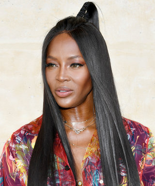 Daily Beauty Buzz: Naomi Campbell's Mini Ponytails
