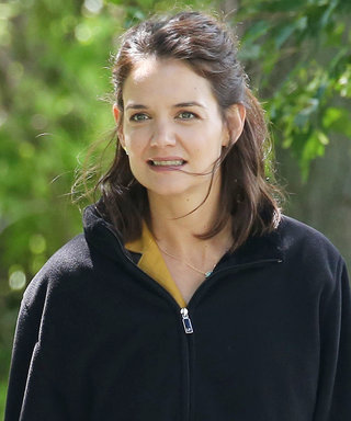 Katie Holmes Is Bringing Back the Fanny Pack
