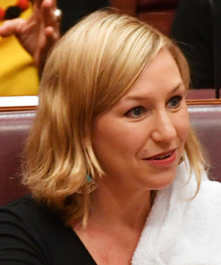 This Senator Breastfed Her Daughter While Addressing Parliament