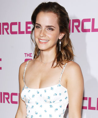 Emma Watson's Back Again With the Stunning Princess Gowns