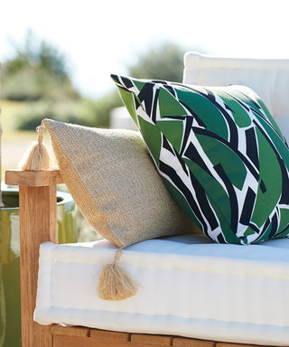 9 Fun Outdoor Pillows to Spruce Up Your Backyard
