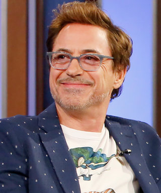 "Robert Downey Jr.'s Lunch Break Photo with His Avengers' ""Bros"" Is All Kinds of Epic"