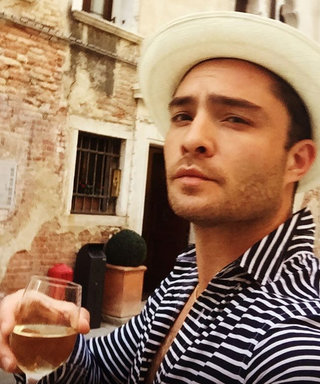 Chuck Bass Has Nothing on Birthday Boy Ed Westwick's Smolderingly Sexy Selfies