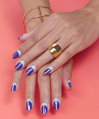Nail Art Know How: Center Part