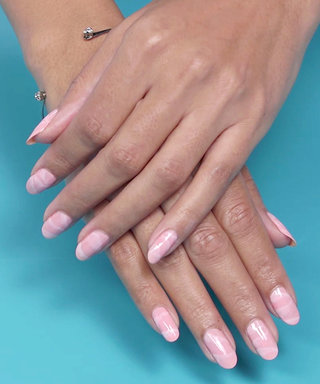 Nail Art Know How: Rose Quartz