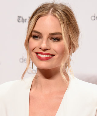 Margot Robbie Has Two of the Strangest Beauty Tips Ever