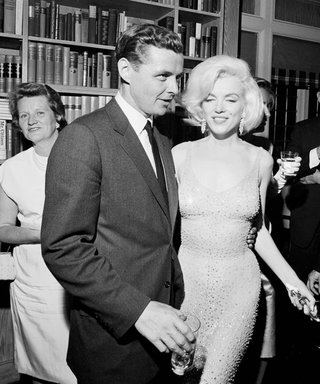 "Marilyn Monroe's ""Happy Birthday Mr. President"" Dress Is Literally Worth Its Weight in Gold"