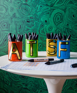 Wake Up Your Workspace with These Whimsical Pencil Cups
