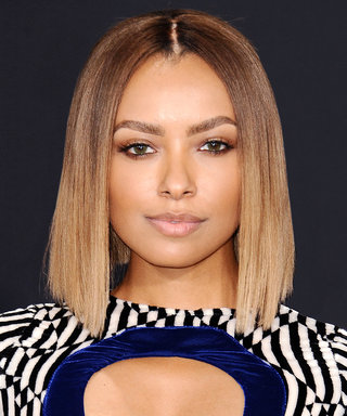 Daily Beauty Buzz: Kat Graham's Sleek Bob